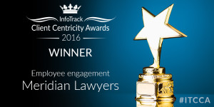 Employee engagement award